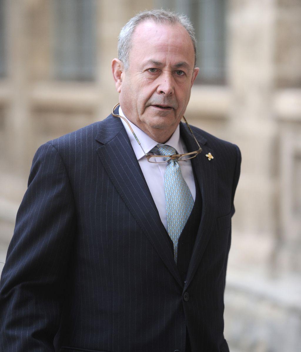 El juez José Castro
