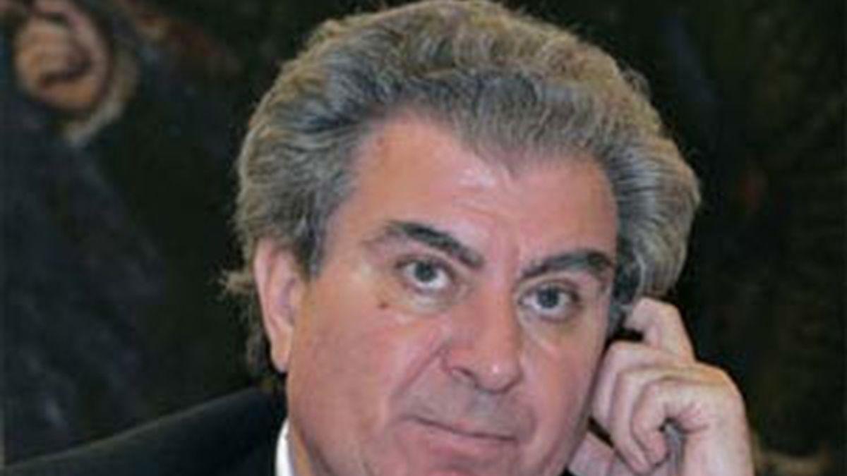 César Antonio Molina, Ministro de Cultura.