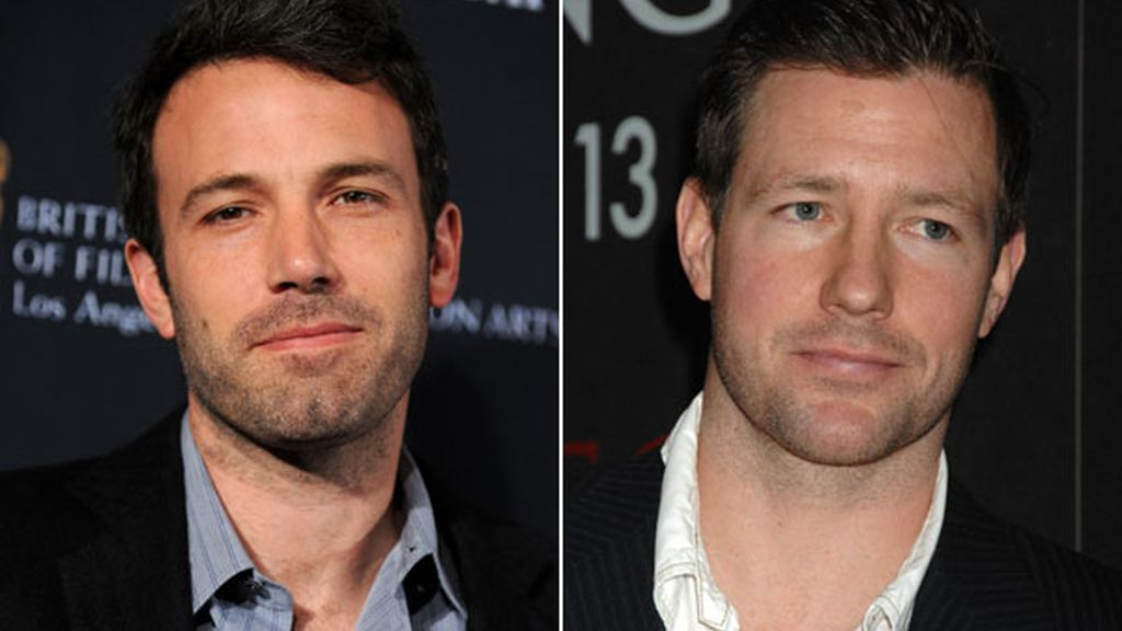 Ben Affleck y Edward Burns