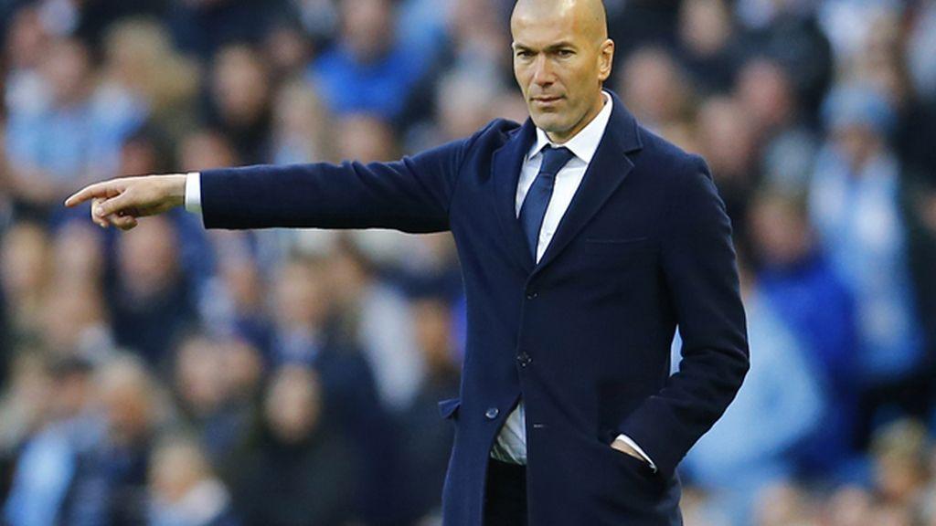 """Zidane: """"Hemos conseguido un buen resultado"""""""
