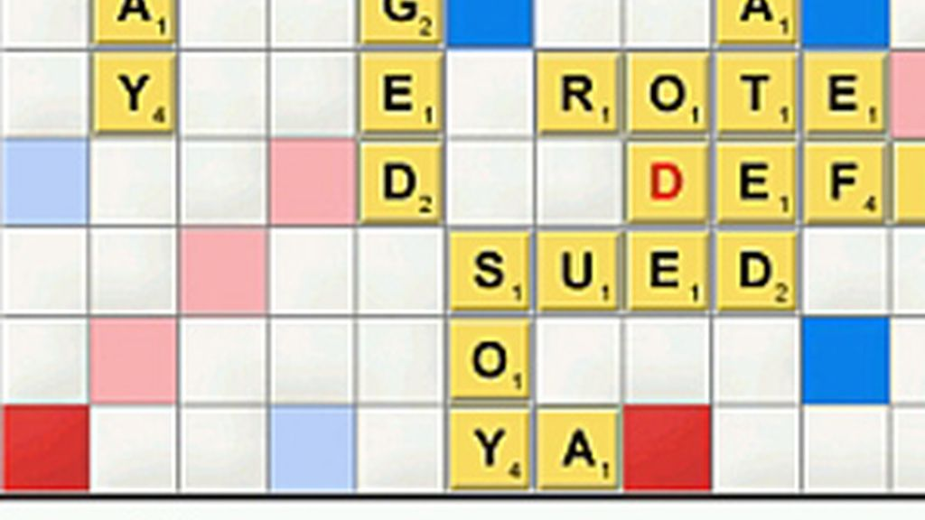 """El """"Scrabble"""" sigue estando de moda, aunque por otros motivos. Foto: Archivo"""