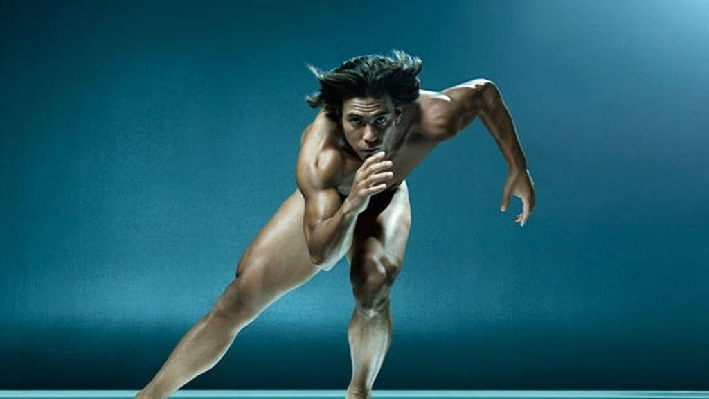 El cuerpo perfecto de los atletas salta a la portada