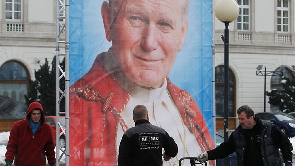 Octavo aniversario de la muerte de Juan Pablo II