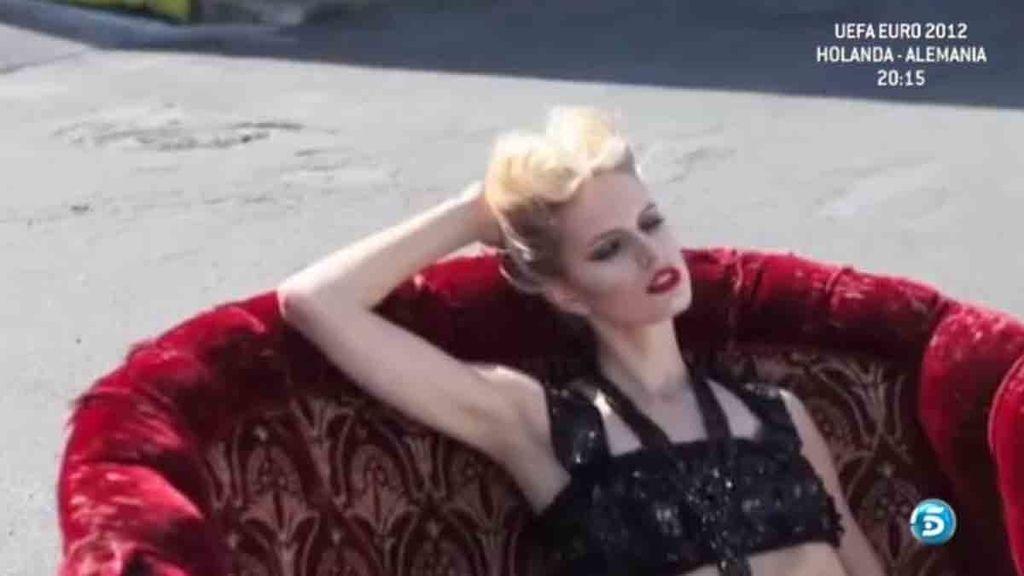 La modelo demuestra que el triunfo de la iniciativa de Vogue: 'La salud es bella'