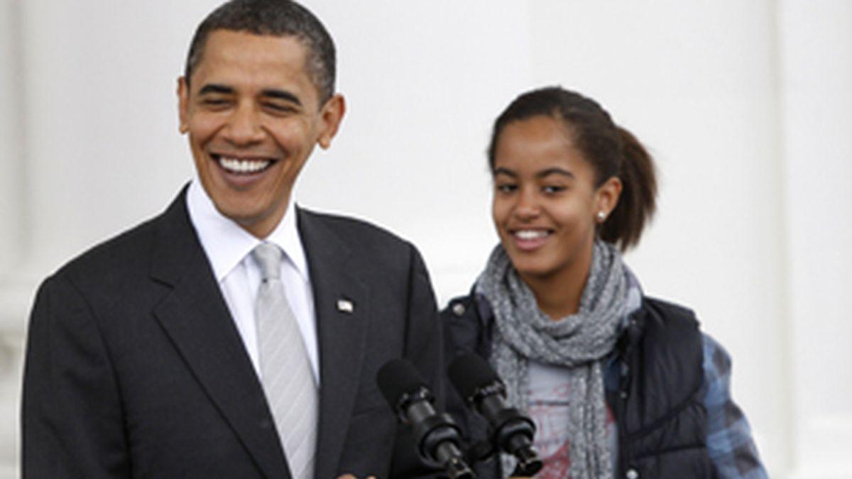 El presidente de los EEUU, Barack Obama. Foto: EFE.