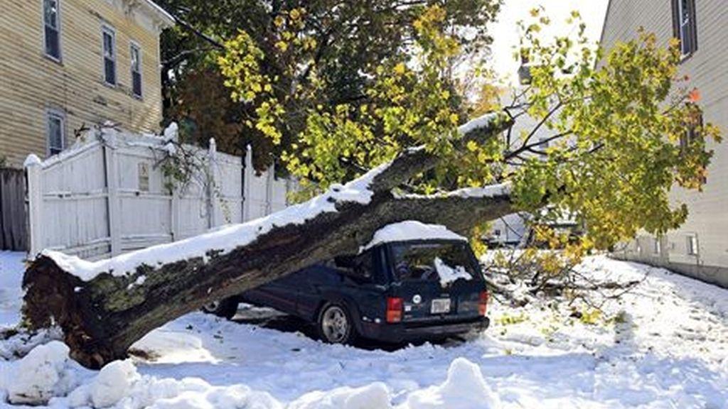 El temporal en la costa este de Estados Unidos deja doce muertos