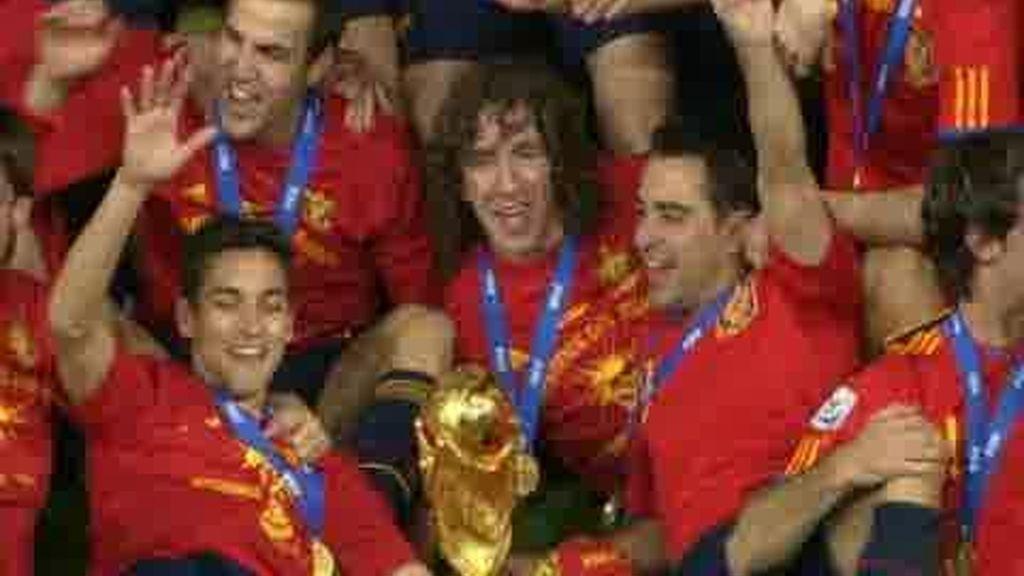 España, a la gloria