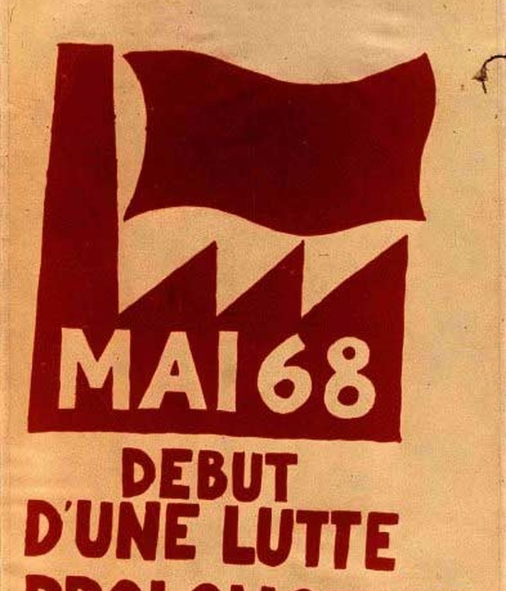 Mayo del 68 en la Biblioteca Nacional de Francia