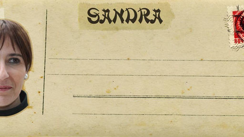 Sandra, administrativa
