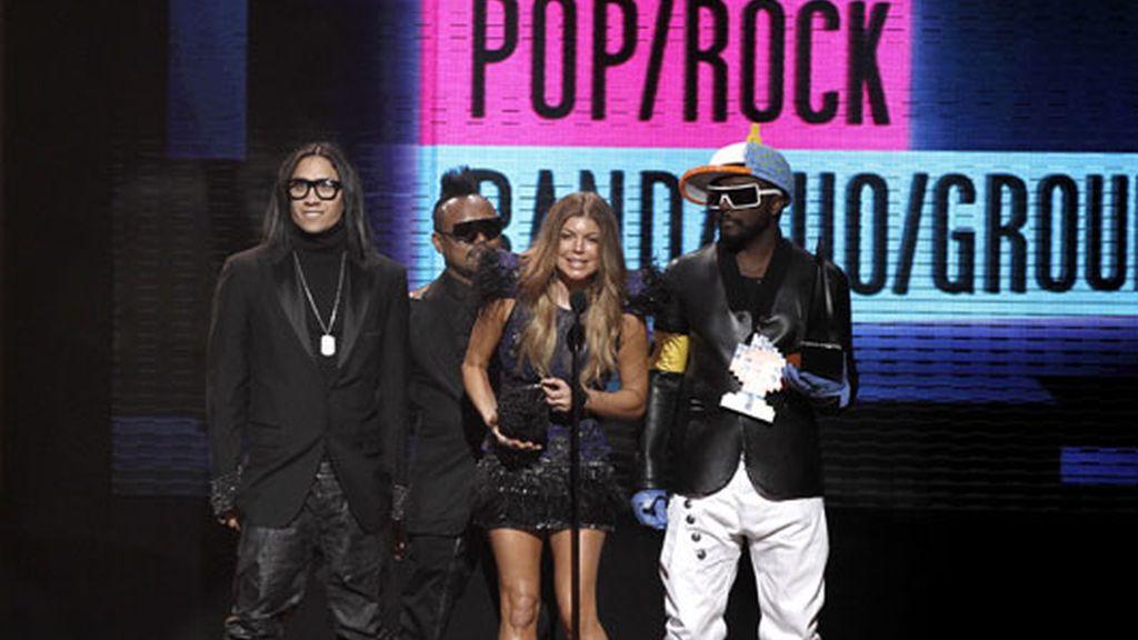Black Eyed Peas (Mejor Grupo)