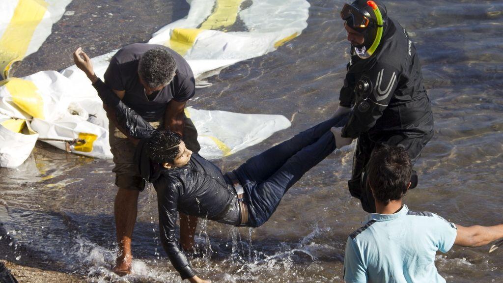 Tragedia en Lesbos