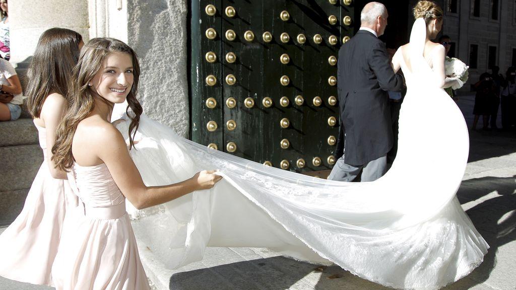 La boda de Carlos Baute