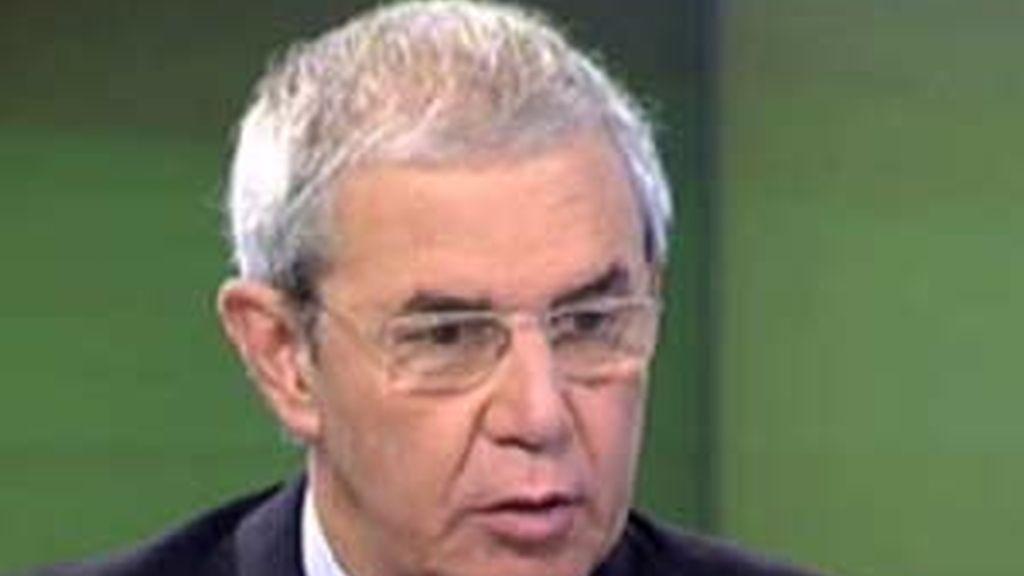 Emilio Pérez Touriño, en La Mírada Crítica. Vídeo: Atlas