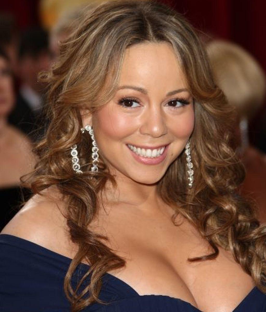 Mariah Carey, muy salada