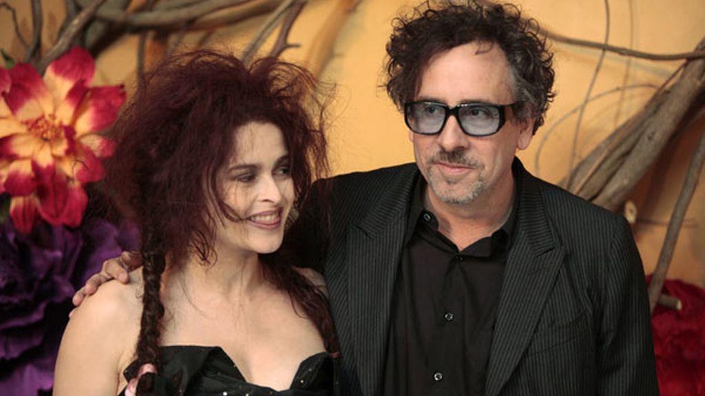 La chica de sus sueños y pesadillas, Helena Bonham Carter