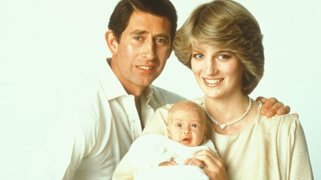 Diana de Gales y el Príncipe Carlos