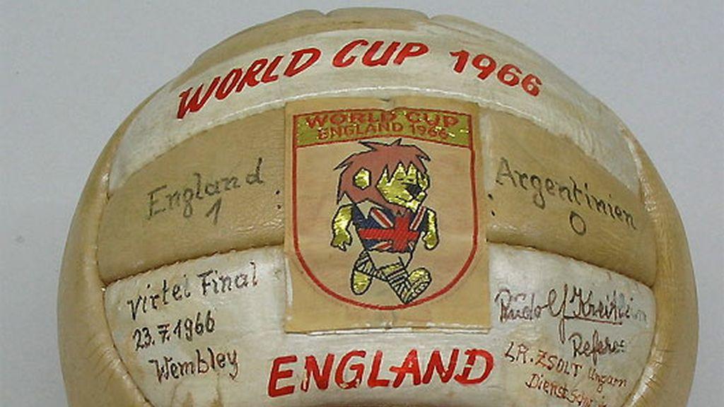 1966. Slazenger Challenge. Inglaterra