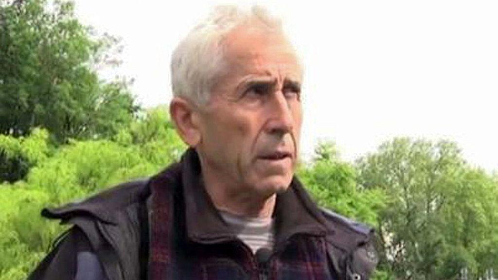 Miembro huido de ETA, Joaquín Aranalde Olaondo