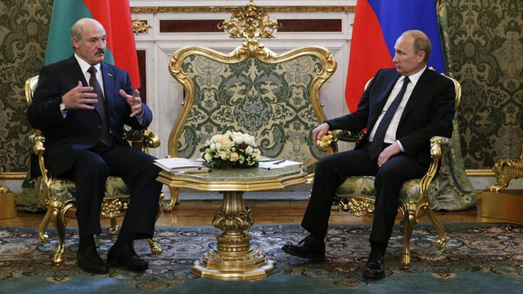 Putin preside una reunión informal de la Organización del Tratado de Seguridad Colectiva