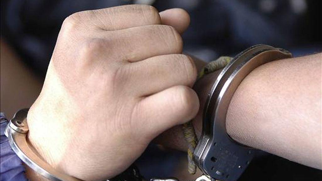 La detención fue posible gracias a una denuncia de la víctima, que trató de proteger a sus hijos de abusos como los que ella ha sufrido. EFE/Archivo