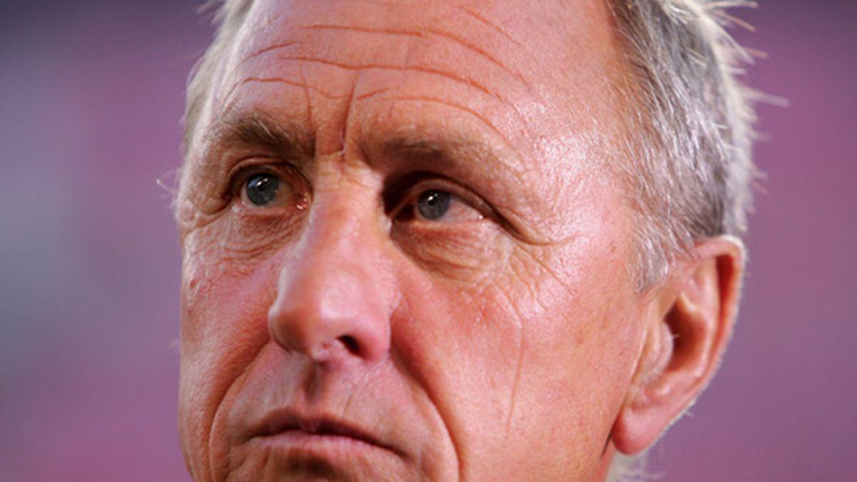Johan Cruyff. FOTO: Getty.