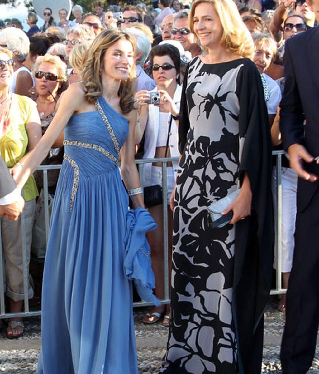 Letizia y Cristina