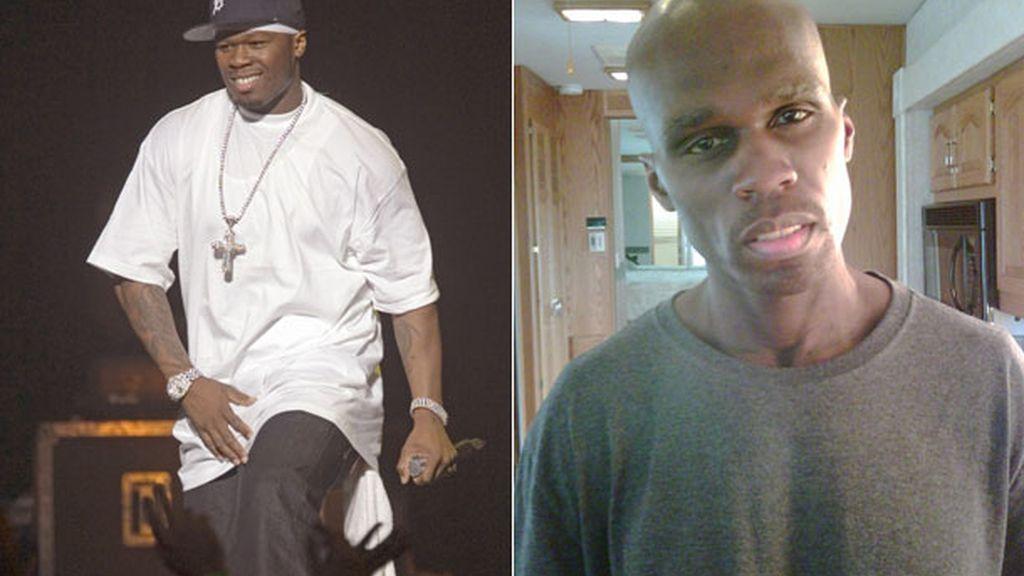50 Cent, de 97 a 52 kg,