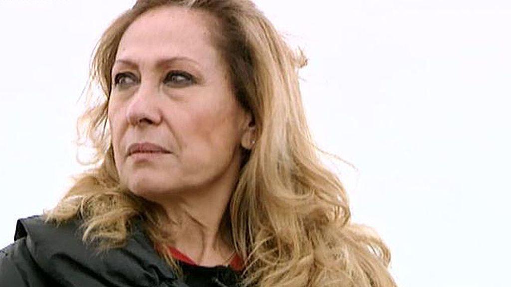 La colaboradora de 'Sávlame' elimina sus miedos en la sesión con Cristina Soria