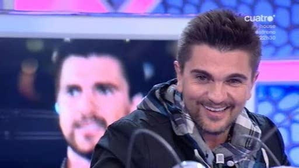 Juanes confiesa a Pablo Motos sus sensaciones tras su vasectomía