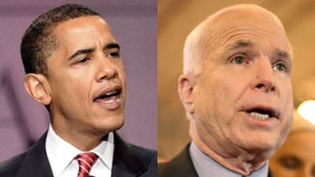 Guantánamo, punto de discrepancia entre Obama y McCain.