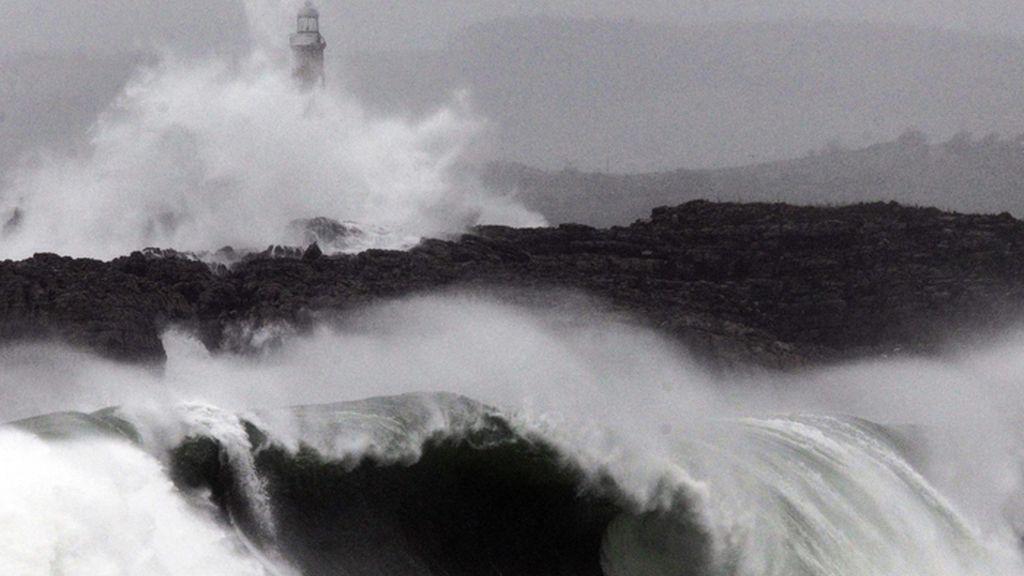 Alerta de temporal en España