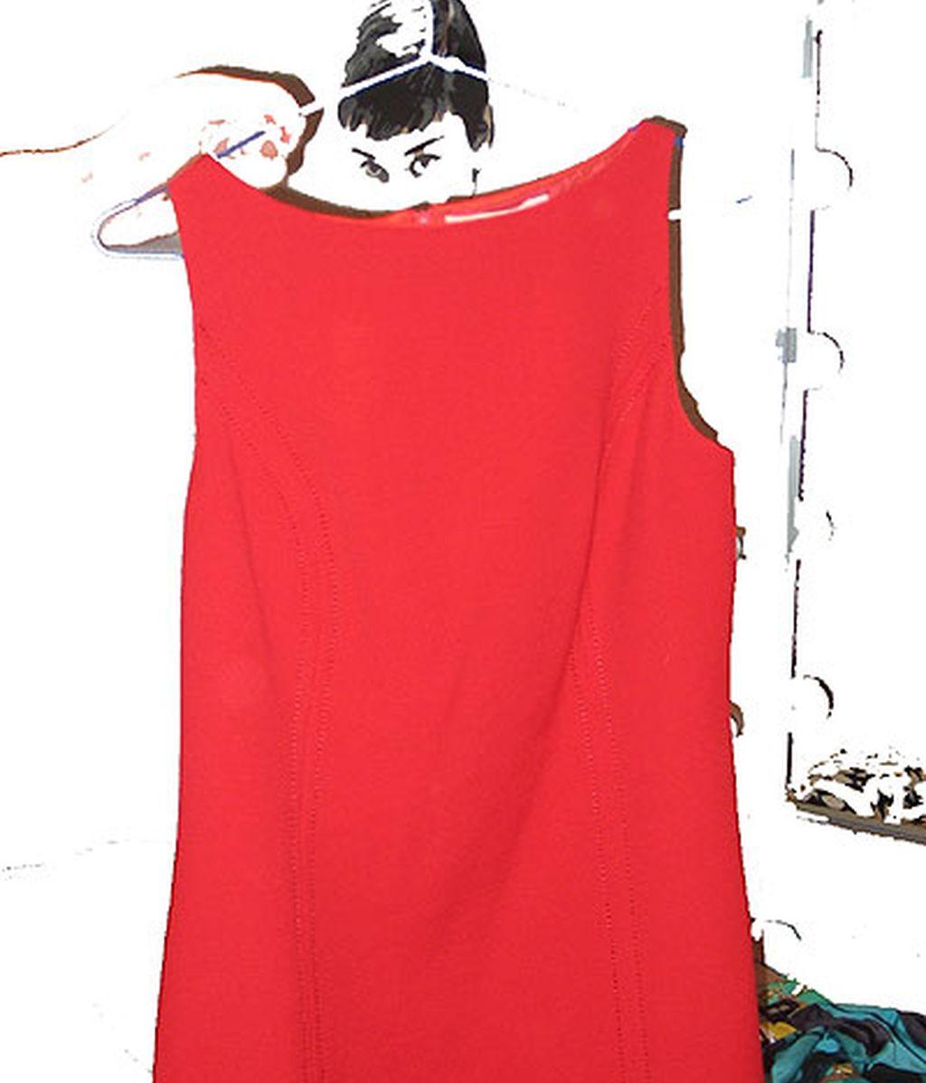 Los vestidos de la dama del corazón