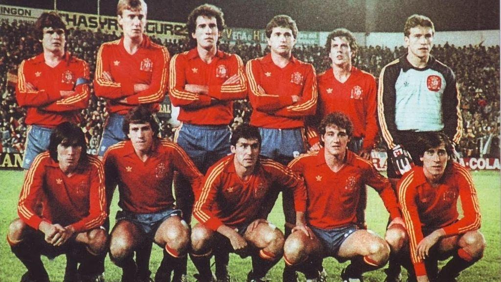 Los 12 de España ante Malta