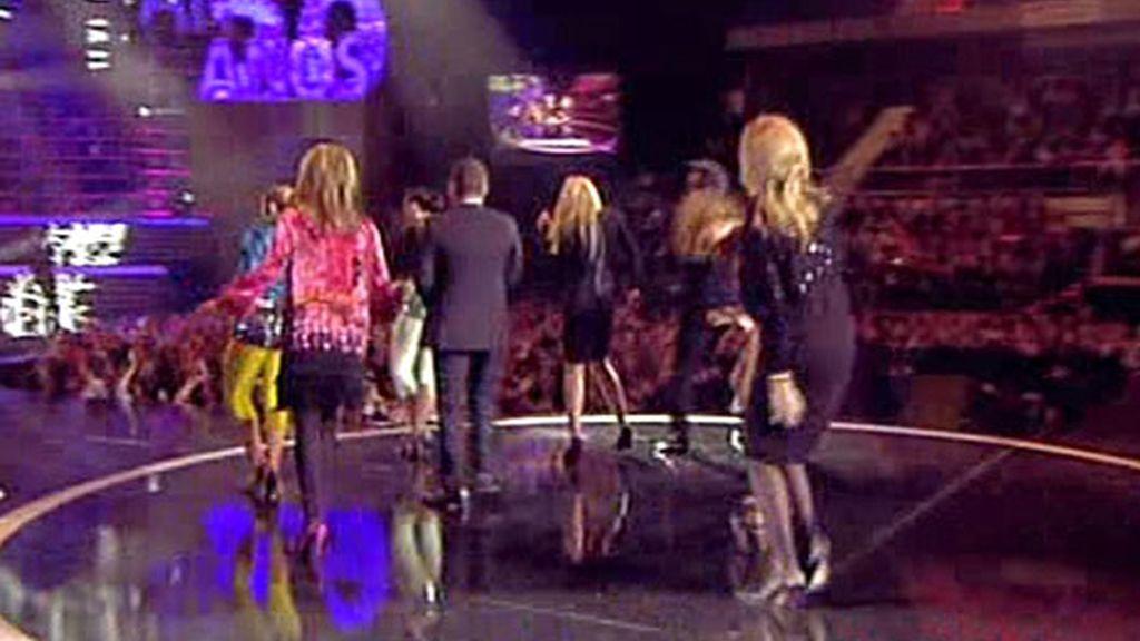 Las actuaciones de la gala de los 20 años de Telecinco