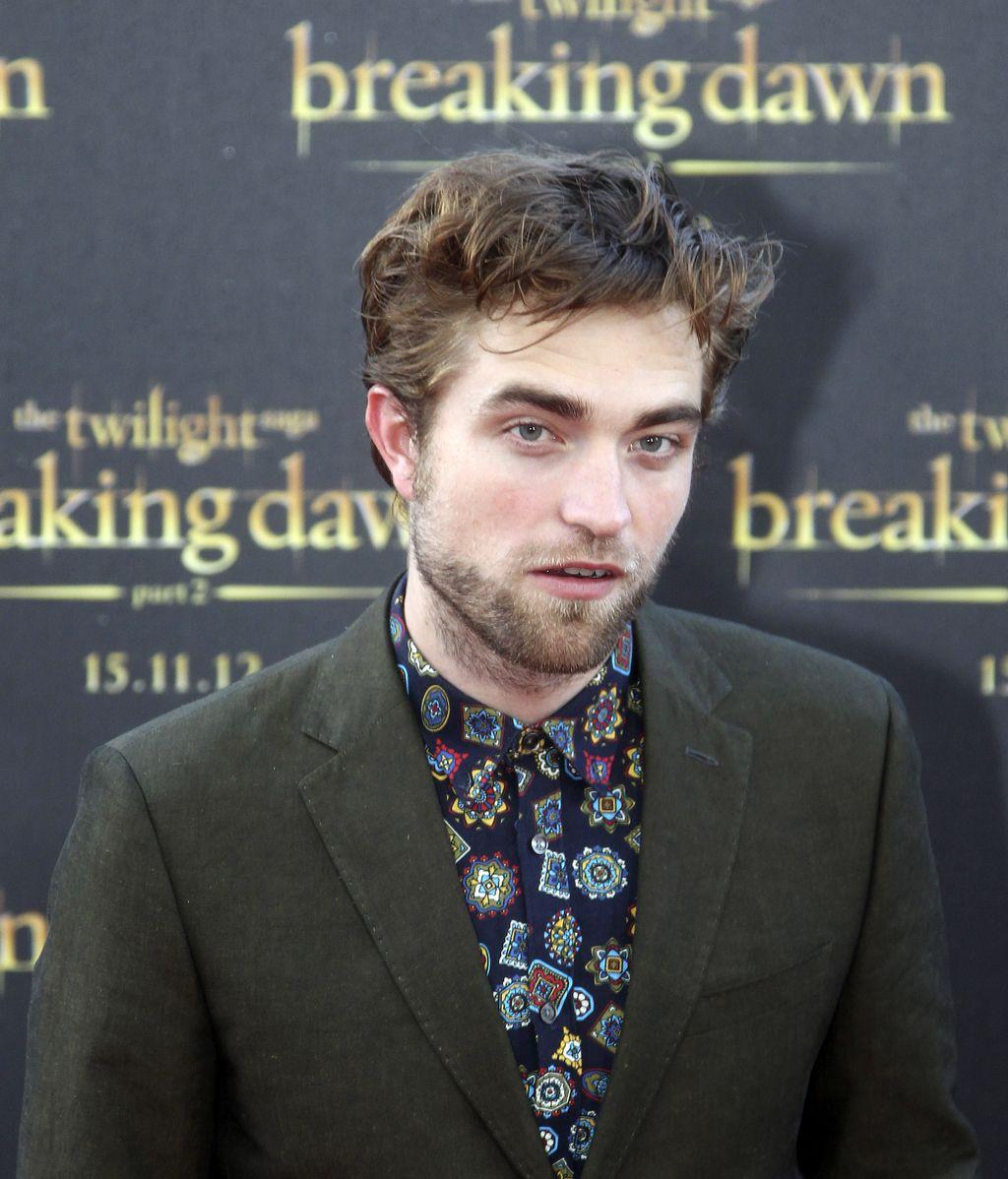 Robert Pattinson de promoción en Australia