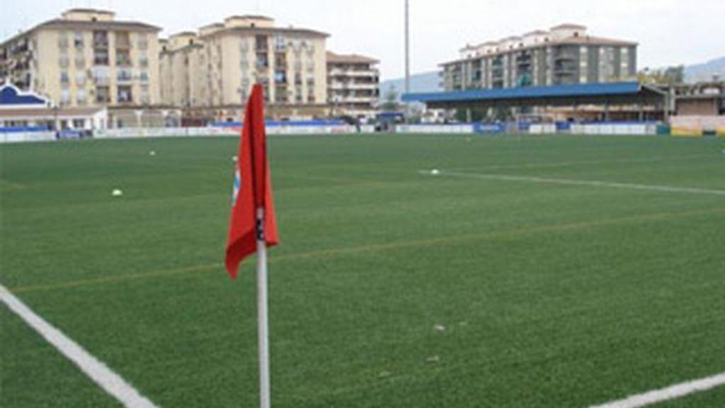 Imagen de campo de la Escuela de Fútbol Francisco Castejón.
