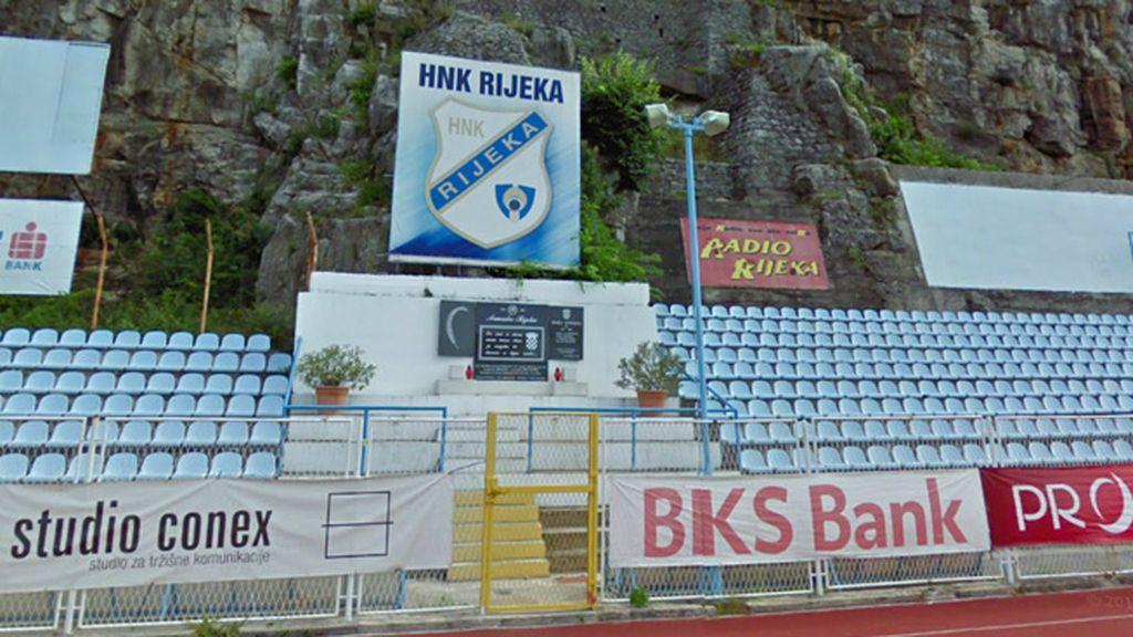 Así es el estadio del Rijeka