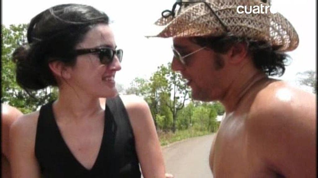 Una telenovela en medio de Laos