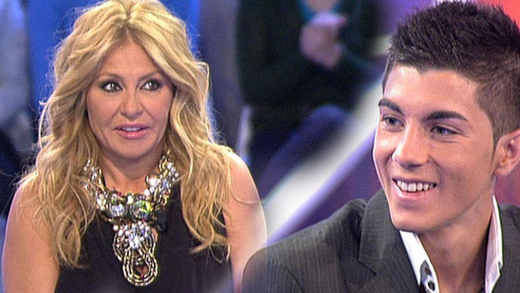 Cristina Tárrega y Maverick Viñales, protagonistas de las historias de 'Hay una cosa que...'