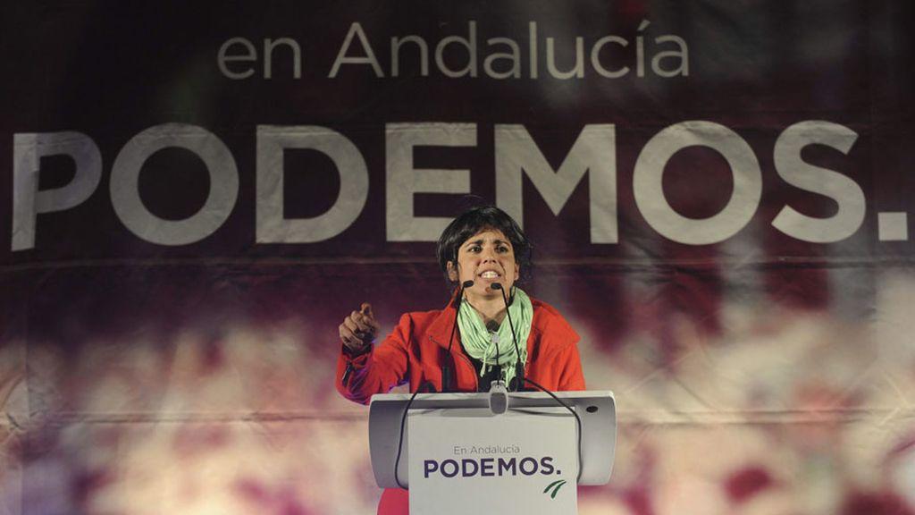 """Rodríguez asegura que Podemos es el partido de la """"gente decente"""""""