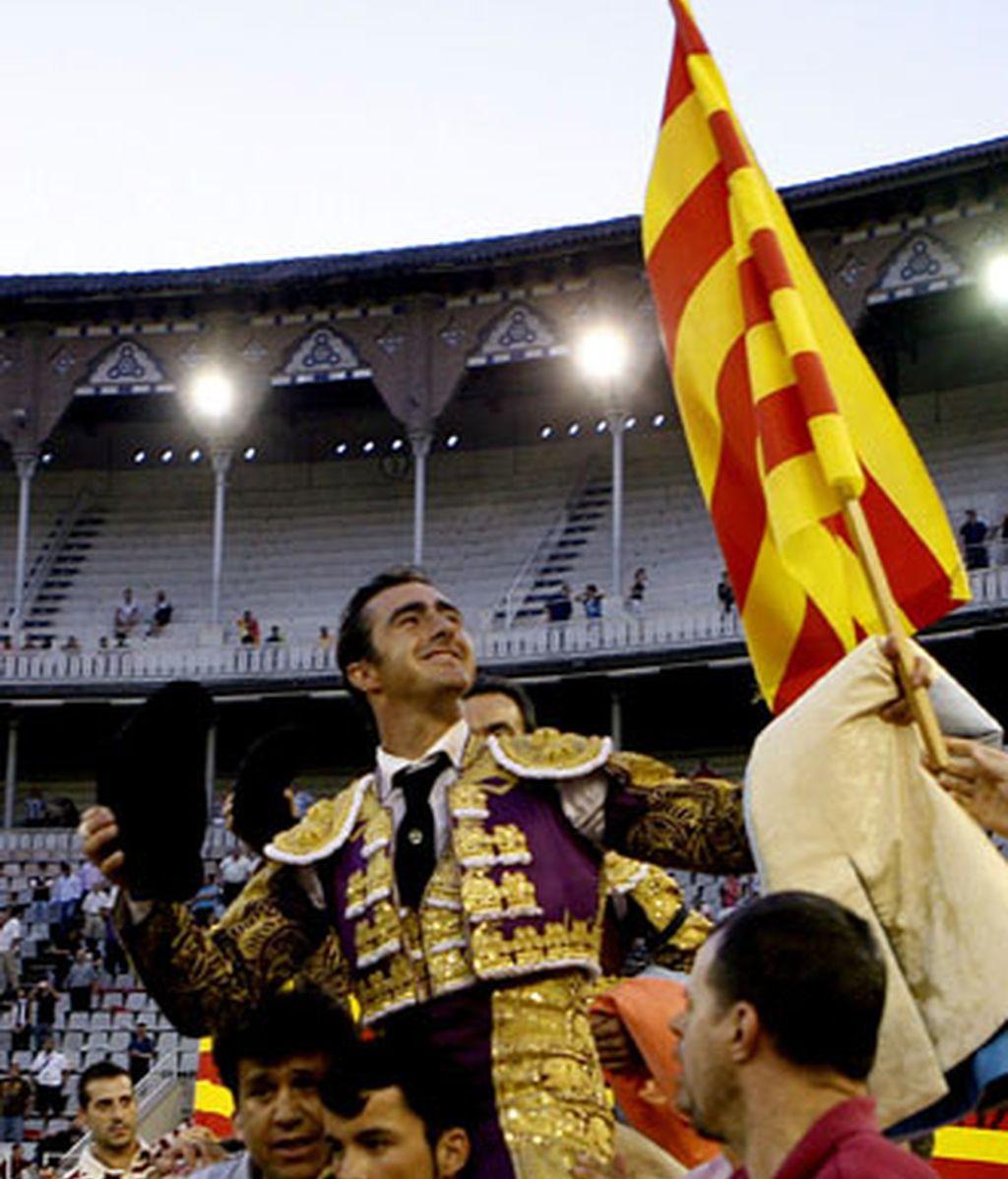 Último festejo en La Monumental antes de la prohibición