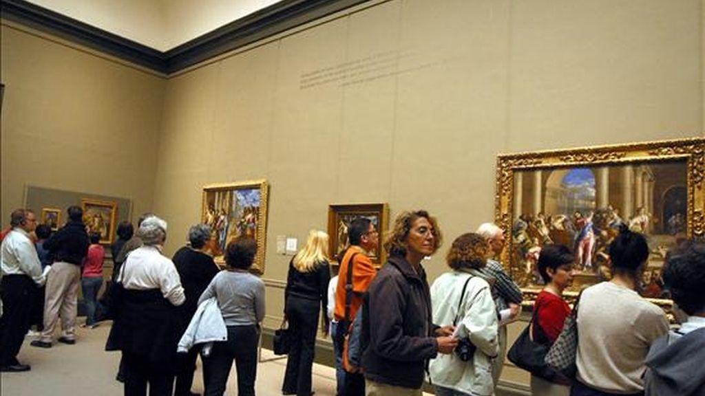 La muestra cuenta con 10 de los 20 cuadros de Leyster, quien pese a su exigua colección logró hacerse un lugar destacado en la historia del arte. EFE/Archivo