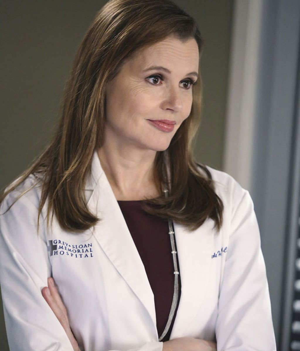 Geena Davis será la doctora Nicole Herman, una experta cirujana neonatal
