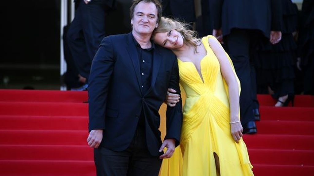 Tarantino llega a Cannes