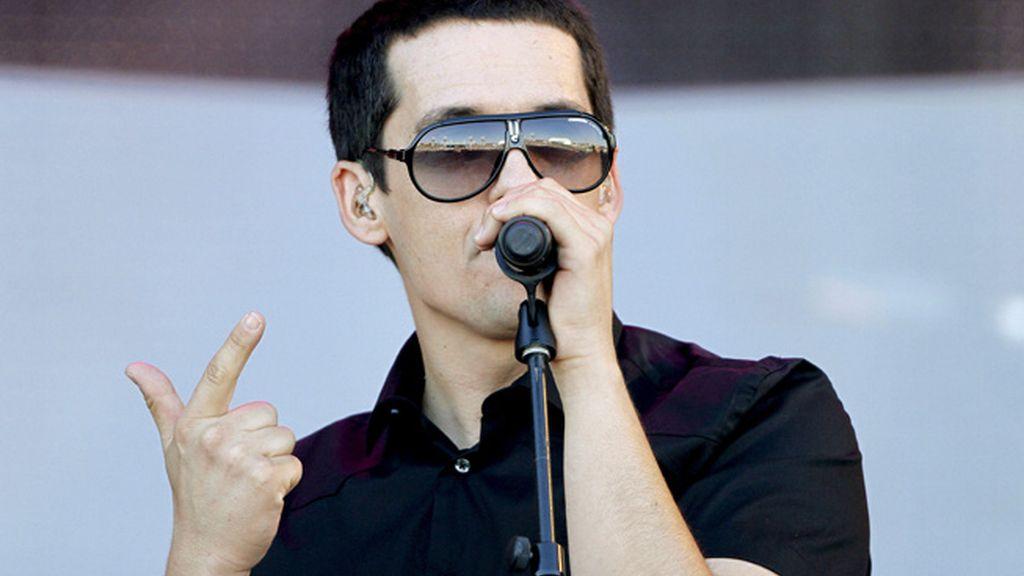 Jorge Ruiz, el cantante de 'Maldita Nerea'