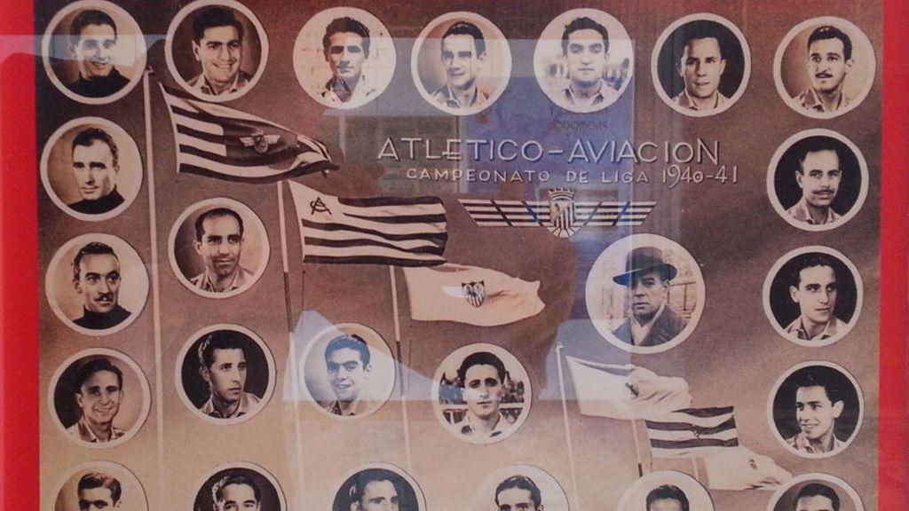 El Atlético de Aviación que pudo ser Real Madrid de Aviación