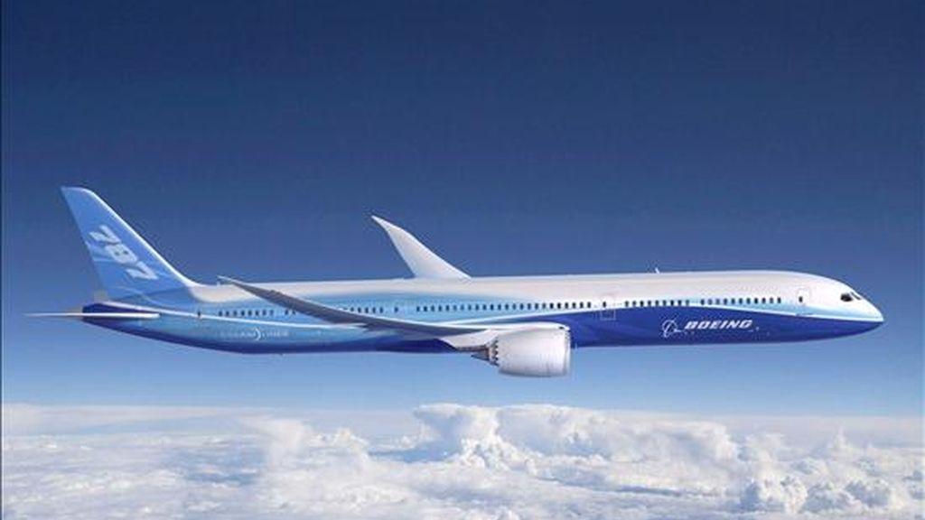 Se esperaba que, tras los sucesivos retrasos, los clientes de Boeing recibieran el nuevo modelo en el primer trimestre de 2010. EFE/Archivo