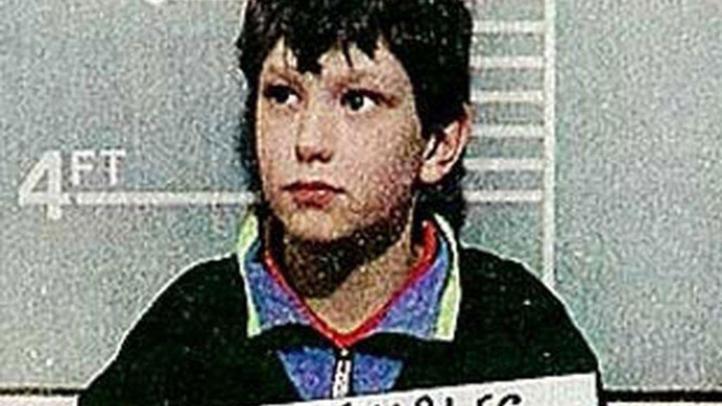 Imagen de Jon Venables tras asesinar, junto a Robert Thompson, a James Bulger, un niño de dos años en 1993.