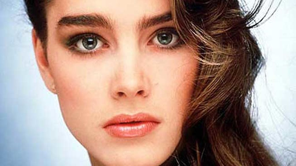Brooke Shields, la actriz de la ceja irreductible