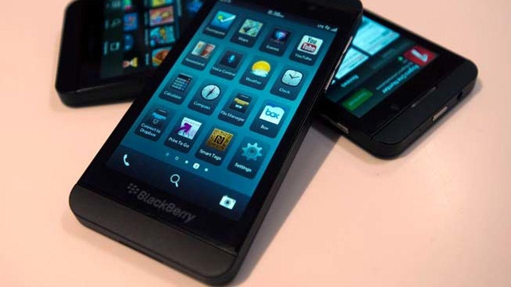 Presentación de la nueva Blackberry Z 10